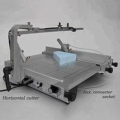水平切割器 styrocut foam cutter
