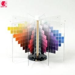 工業用色立體 10色相 70703 (2)