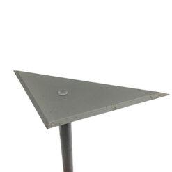 油土刮刀-三角-大 W095A-刀鋒