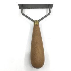 油土刮刀-鋸齒100mm