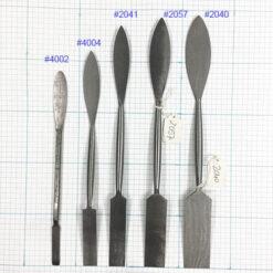 油土工具-不銹鋼-義大利製-4002 4004 2041 2040 2057