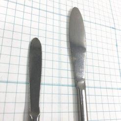 油土工具-不銹鋼-義大利製-4007 2041柳葉頭2