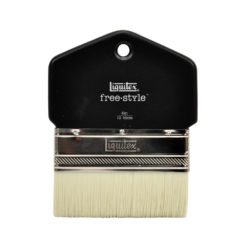 094376976755-LQX PROFESSIONAL FREESTYLE LARGE SCALE BRUSH PADDLE 4-INCH