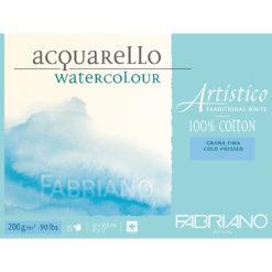 20012330_Artistico_230x305_A Fabriano 傳統白200g中目冷壓