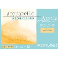 30013551_Artistico_355x510_Fabriano 傳統白中目冷壓300g