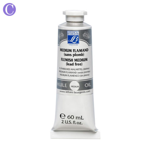 3013643001522-LB FA FLEMISH MED WITHOUT LEAD T60 法藍密斯無鉛媒介