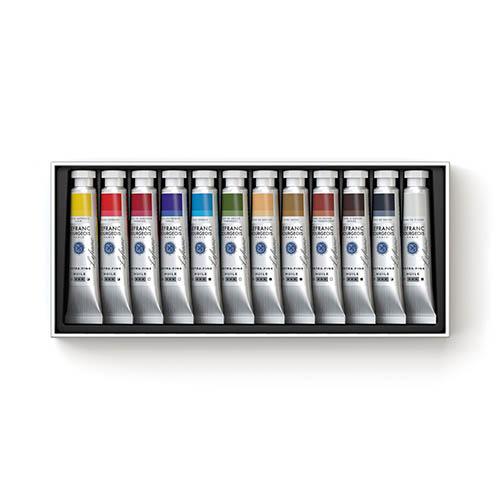 LB 卓越油畫顏料禮盒組2 20mlx12色 3013644051656