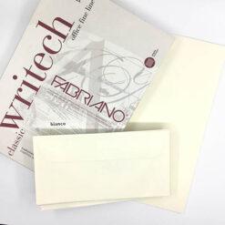 Classic-bianco-信紙信封