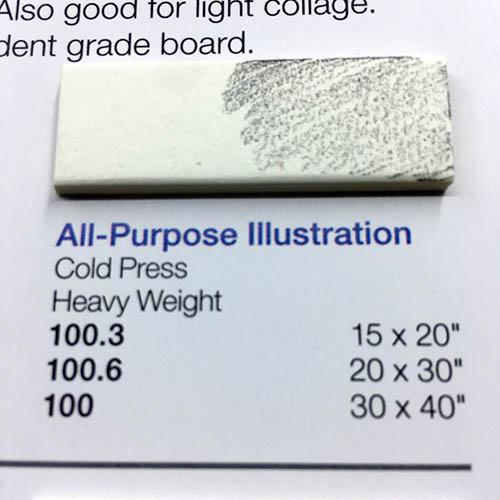 Crescent 插畫紙板-100