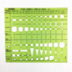 Fuang-RD8740-630 管線符號板