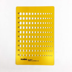 KORING-202F-210 小橢圓板