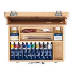 LB-fine-油畫顏料禮盒組